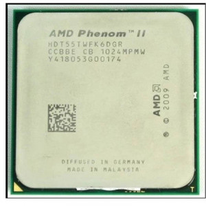 Procesor AMD Phenom II X6 1055T 2.80/3.30 GHz skt AM3