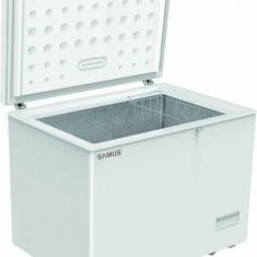 Lada frigorifica Samus LS330A+ 335 litri Clasa A+ Alba