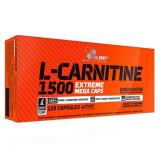 Olimp L-Carnitine 1500 Extreme Mega Caps, 120 capsule