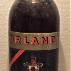 12 -vin barbera orlani, colli di pavia,  recoltare 1970 cl 72 gr12,3
