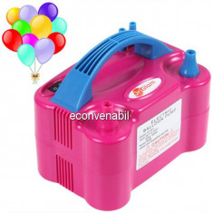 Pompa Electrica Umflat Doua Baloane 73005 600W