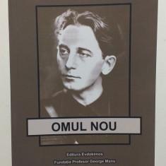 OMUL NOU - HORIA SIMA