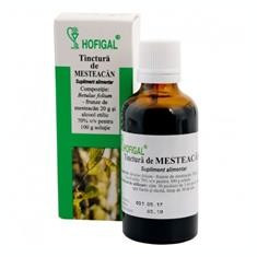 Tinctura Mesteacan Hofigal 50ml Cod: 2509