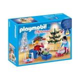 Cumpara ieftin SUFRAGERIA DECORATA DE CRACIUN, Playmobil