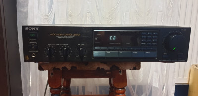 Amplificator Audio Statie Audio Amplituner Sony STR-AV310 foto