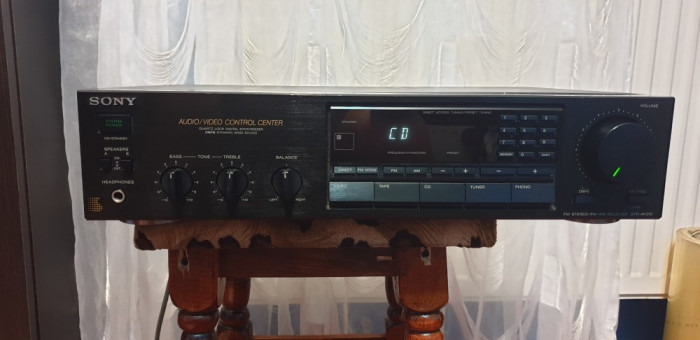 Amplificator Audio Statie Audio Amplituner Sony STR-AV310