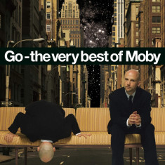 Moby Go Very Best Of UK Version (cd)