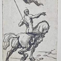 Marcel Chirnoaga - Cavalerul Trac