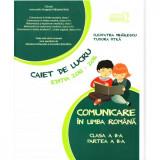 Romana - clasa 2 - Caiet de lucru. Partea 2. 2015-2016 - Cleopatra Mihailescu, Tudora Pitila