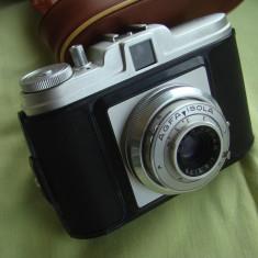 Aparat Foto AGFA Sola cu Husa - Vintage