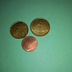 Monede euro: Italia ( primele emise la aderarea Italiei la UE)