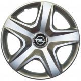 Set 4 Capace Roti Kerime R14, Potrivite Jantelor de 14 inch, Pentru Opel, Model 202