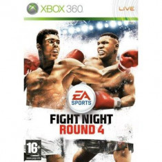Fight Night Round 4 XB360