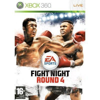 Fight Night Round 4 XB360 foto