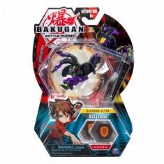 Figurina Bakugan Ultra Battle Planet, 6D Dblheaddrgn Black 20104038