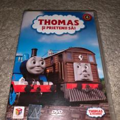 DVD Desene animate - Thomas si prietenii sai