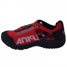 Pantofi tip adidasi de barbati, din textil, Alpina, 620E5K-05-23, rosu