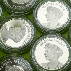 50 Bani 2019 PROOF moneda Regina Maria, Lot 10 buc Romania