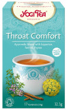 Ceai Bio RESPIRA SANATOS, 30.6gr Yogi Tea
