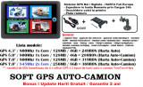 "GPS Navigatie ecran HD 7""GPS AUTO GPS TIR GPS CAMIO GPS HARTI FULL EUROPA 2020, Toata Europa, Lifetime"