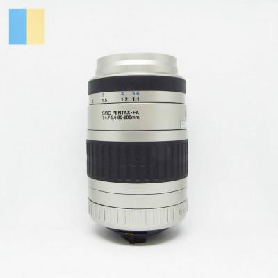 Obiectiv SMC Pentax-FA 80-200mm f/4.7-5.6 foto