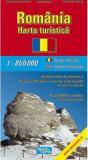 Harta turistica Romania |