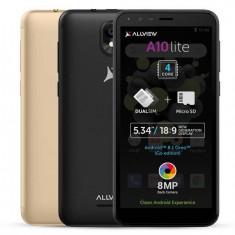 Smartphone Allview A10 Lite 2019 8GB 1GB RAM Dual Sim 3G Gold