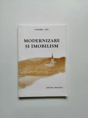 Banat-Caras Valeriu Leu, Modernizare si imobilism, sate din Banat, Resita, 1998 foto