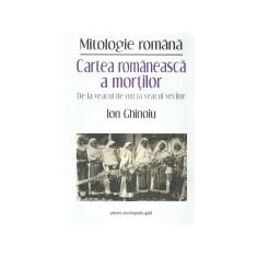 Cartea romaneasca a mortilor