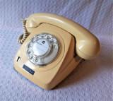 Telefon fix vintage Telecom Australia, telefon vechi de colectie