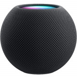 Cumpara ieftin Boxa Inteligenta HomePod Mini, Siri, Control Vocal, Microfon, Sunet 360, Bluetooth, HomeKit, Negru, Apple