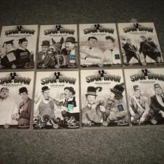 Stan si Bran colectie DVD-uri filme comedie/Colectie 8 bucati, Romana