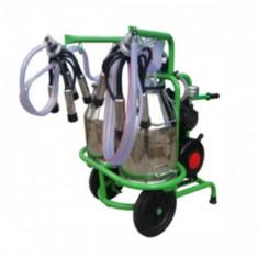 Aparat de muls vaci T230X2 Inox IC, Green Line, 30 l A18001600