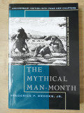 The Mythical Man-Month (2nd Edition)  - Fred Brooks