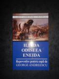 GEORGE ANDREESCU - ILIADA , ODISEEA, ENEIDA