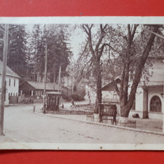 CARTE POSTALA TUSNAD Cantina nr 1 × RPR 1958