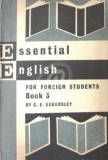 Essential English for Foreign Students, Book 1-4
