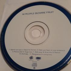 M PEOPLE - BIZARRE FRUIT   -   CD