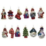 Decoratiune pentru brad - Santa Candy Hanger - mai multe modele | Kaemingk