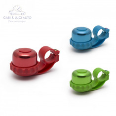 Sonerie pt. bicicleta copii - 3 culori