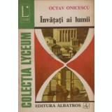 Octav Onicescu - Învățați ai lumii