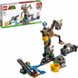 LEGO Super Mario Daramarea lui Reznor 71390