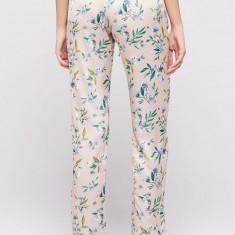 Etam - Pantaloni de pijama Bouquet