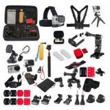 Kit accesorii 40 in 1 pentru camere video sport, Widjit
