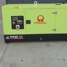 Generator Pramac, diesel, achizitie in rate luminate