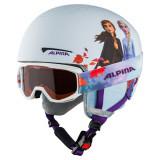 Cumpara ieftin Set casca si ochelari Alpina Zupo Disney Frozen 2