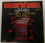 [Vinil] V.A. - Rock'n'Roll Greats - Volume 1 - compilatie pe vinil