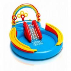 Piscina gonflabila Pentru Copii cu Tobogan - Fun