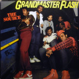 VINIL  Grandmaster Flash ‎– The Source  EX
