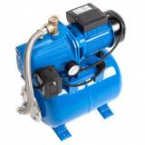 Hidrofor Micul Fermier GF-1880, 750 W, 24 l volum rezervor, 48 l/min debit maxim, 220 V, 9 m adancime absorbtie, 46 m inaltime refulare